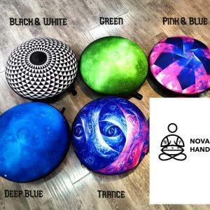 All Handpan Hard Cases by NovaPans Handpans