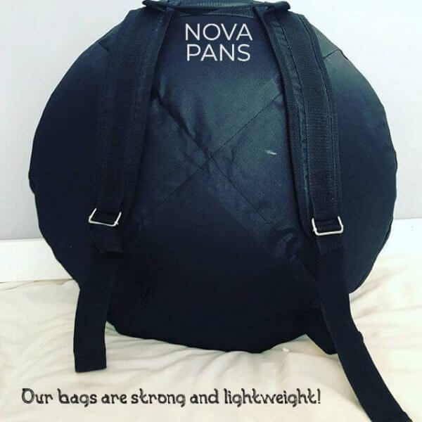 Handpan Soft Case by NovaPans Handpans