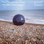 Handpan-9 Note Handpan in D Celtic Minor Generation 1-NovaPans