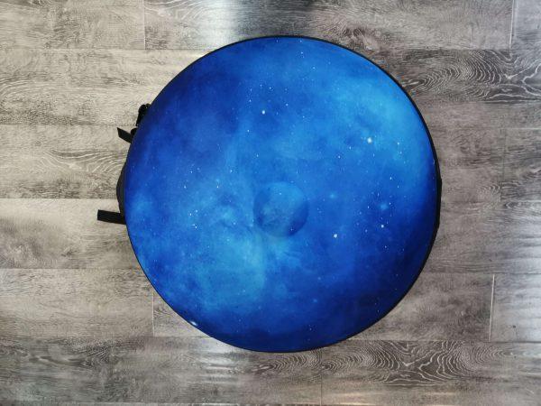 Handpan Hard Case in Blue by NovaPans Handpans