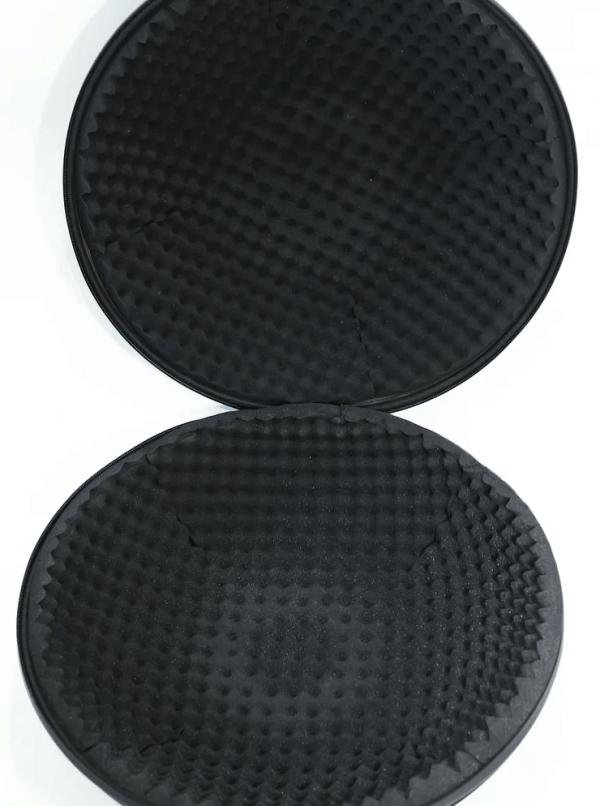 Handpan Hard Case in Black by NovaPans Handpans