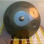 Handpan -9 Note Handpan in D Pentatonic Minor-NovaPans Handpans