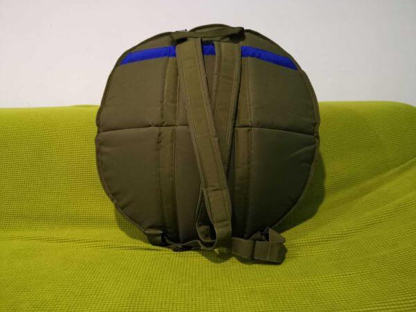 Generation 7 Handpan bag by NovaPans Handpans